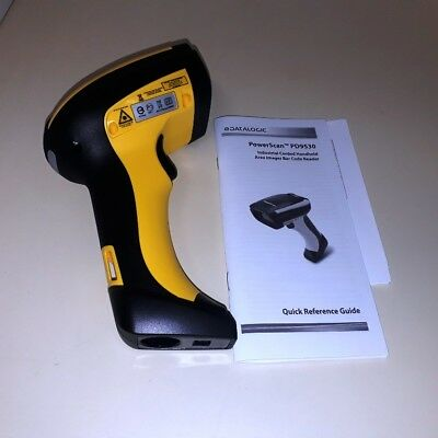 **NEW** DataLogic PowerScan PD9530 USB Kit Barcode Scanning r 1D 2D Handheld