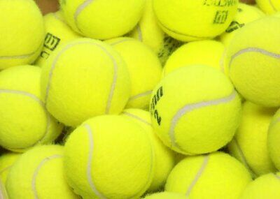 10 or 25 used tennis balls - Grade A - FREE FAST SHIPPING - Support our Mission