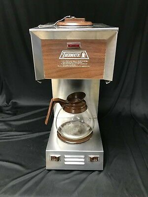 Thermatic J-80 Coffee Maker Brewer