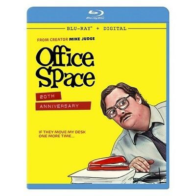 Tcfhe Br2357424 Office Space-20Th Anniversary Edition (Blu-Ray/dhd)