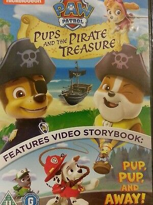 Dvd paw patrol new and sealed