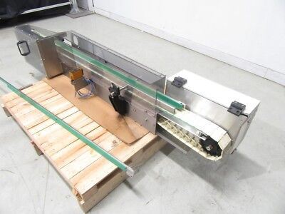 CONVEYOR FOR FILLER CAPPER IMA 570 (Used Tested)