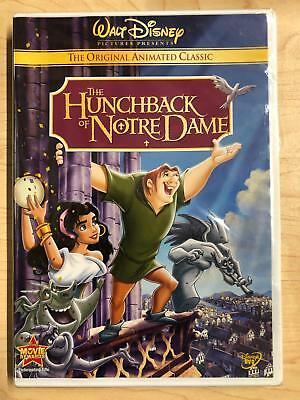 The Hunchback of Notre Dame (DVD, Disney, 1996) - NEW19