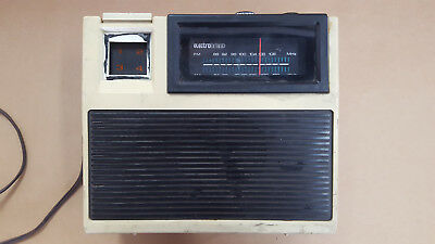Model 6711 Electro Brand Radio - 8 Track Player