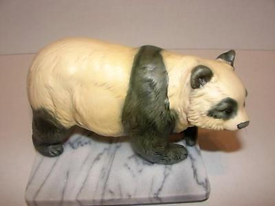 Vintage UCTCI Panda Bear Figurine~Statue~Made in Japan~
