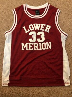 217b08d10 Kobe Bryant Jersey  33 Lower Merion High School Basketball Jersey Sz XL  Youth