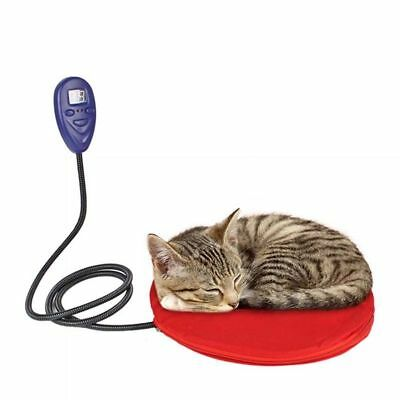 Convenient Safe Warm Electric Heated Pad Blanket Pet Dog Cat Sleeping Aid Tool