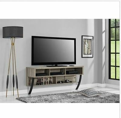 WALL MOUNTED TV Console Floating Stand 60