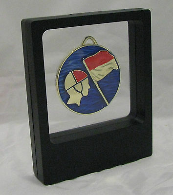 Sports Medal, Coin Display Case Holder, Keepsake Engraved FREE