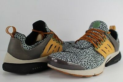 NIKE AIR PRESTO SE QS SAFARI Mens Sz Small (9 10) Shoes