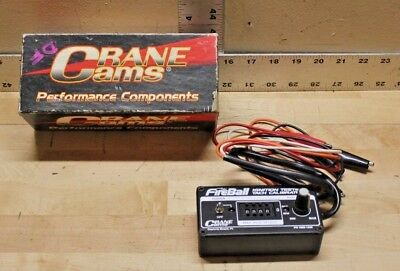 Vintage Crane Cams Fireball Ignition Tester/Tach Calibrator PN 1000-1000
