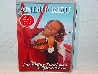 "***DVD-ANDRÉ RIEU""THE FLYING DUTCHMAN-DER FLIEGENDE HOLLÄNDER""-2004 Universal***"