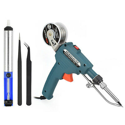 220V 60W Hand-held Automatic Send tin Electrical Soldering Iron Gun Hand Welding