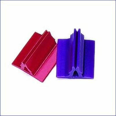 Pack of 25 rectangular card stands 19x17mm  for board games