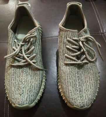 bfcc39944 Adidas Yeezy Boost 350 Moonrock AQ2660 Agagra Kanye West Sneakers Shoes