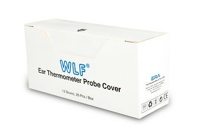 Probe Covers for Ear ThermometerReplacement Lens Filters for Digital Thermometer