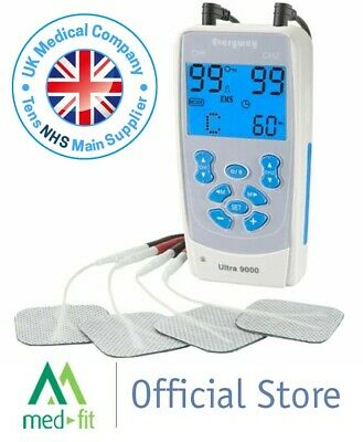 Med-Fit Ultra 9000 Multi-Functional TENS Machine & Interferential Stimulator