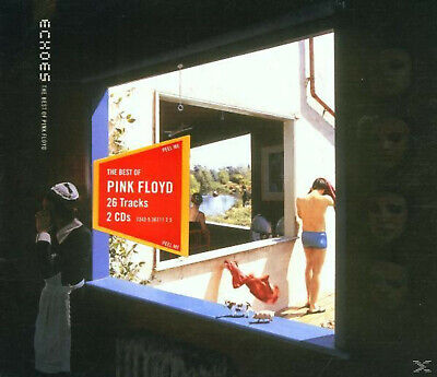 Pink Floyd - Echoes:The Best Of Pink Floyd [CD]