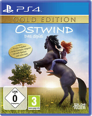 PS4 Ostwind - Gold Edition [PlayStation 4]