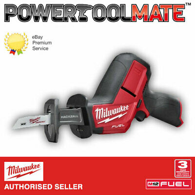 Milwaukee M12CHZ-0 12v Fuel HackZall Bare Unit