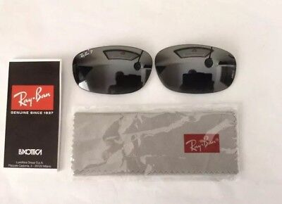 8025bb407e RayBan RB2027 New Authentic 62mm Replacement Lenses G15 POLARIZED Predator 2