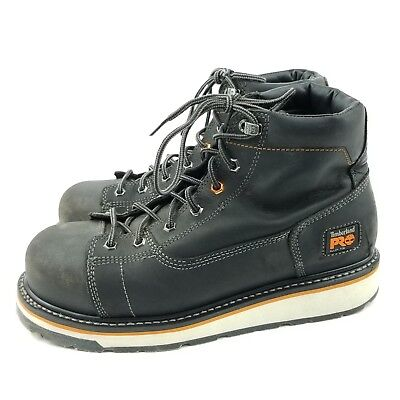 Timberland PRO Men's Gridworks Alloy Toe 6'' Work Boots
