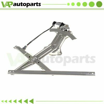 TYC Front Left Power Window Motor and Regulator Assembly for 1994-2004 Ford us