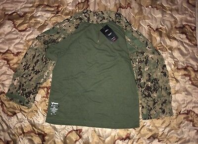 US Navy Crye Precision Drifire AOR2 G3 Combat Shirt, X Large Regular, Navy Seal