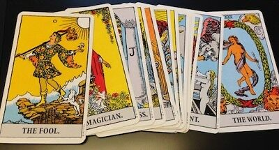Psychic Tarot Card Reading - YES or NO Question Answer - Same Day Service