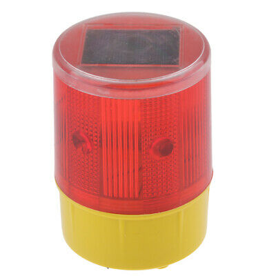 Wireless Solar Strobe Warning Caution Light Traffic Beacon  JS-04