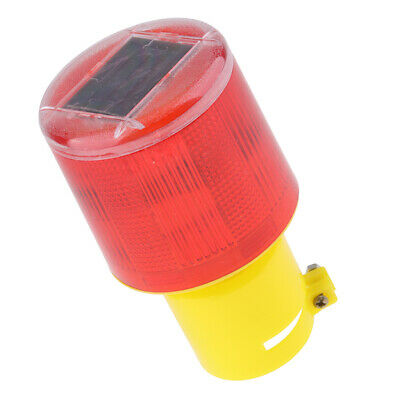 Wireless Solar Strobe Warning Caution Light Traffic Beacon  JS-02