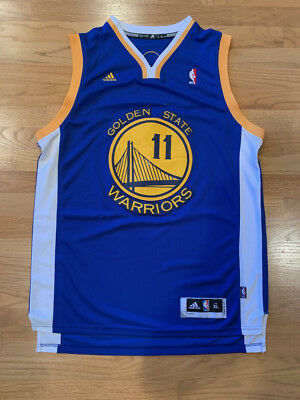 02d845e0 $75 ADIDAS KLAY Thompson Golden State Warriors Swingman Jersey Boys ...