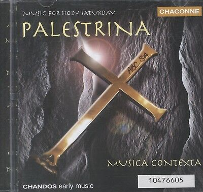 Palestrina Music for Holy Saturday CD    (CD035)