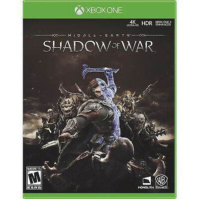 Warner Bros. Middle Earth: Shadow of War Xbox One