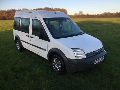 2008 Ford Tourneo Connect Diesel - 136,000 Miles, Mot July 19. 8-Seater