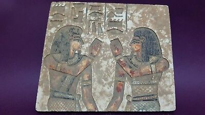 RARE ANCIENT EGYPTIAN EANTIQUES STELA Relife Ramses ii Egypt STONE BC