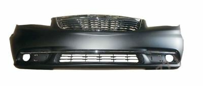 Bumper Grill Complete Front Town Country Chrysler Voyager 2011