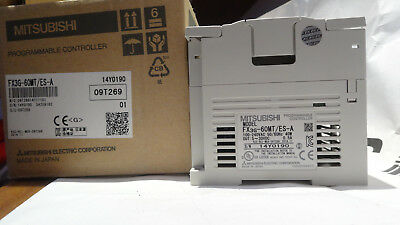 1PC Mitsubishi FX3G-60MT/ES-A PLC New In Box FX3G60MTESA Fast Shipping
