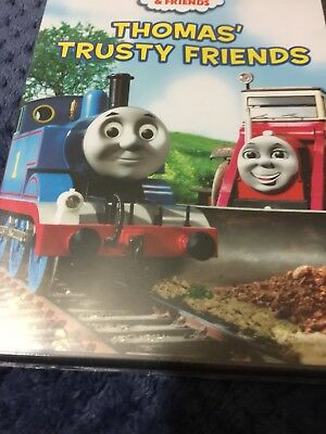 Thomas & Friends~~Thomas' Trusty Friends (Dvd, 2009)~~Brand New & Factory Sealed