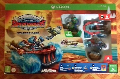 Skylanders SuperChargers - Starter Pack  by Activision Xbox ONE