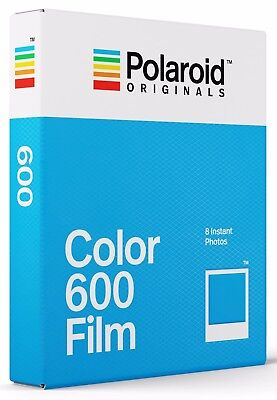 Polaroid Color 600 Instant Film for Polaroid 600 Cameras Novelty