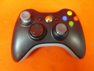 Microsoft Xbox 360 Wireless Controller Black Controller Only 1344