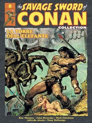 The Savage Sword Of Conan Collection  8