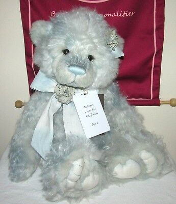 Artist 185 Of 300 New 2018 Charlie Bears Isabelle Mohair Jingle Bell No