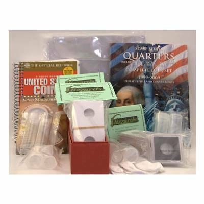 2019 Coin Collecting Starter Supply Kit, 220 pieces by Flizzards