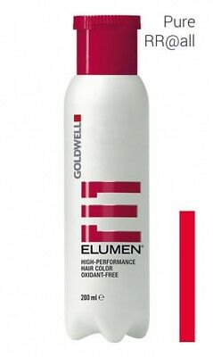 Goldwell Elumen Haarfarbe ohne Ammoniak Pure RR@all red 200 ml
