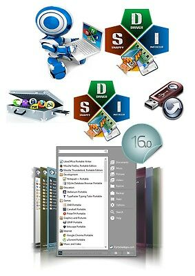 Drivers Automatic Driver Installation & Portable Apps System for any Windows OS