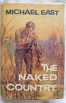 Michael East (Morris West), The Naked Country, 1st edition with Dustjacket