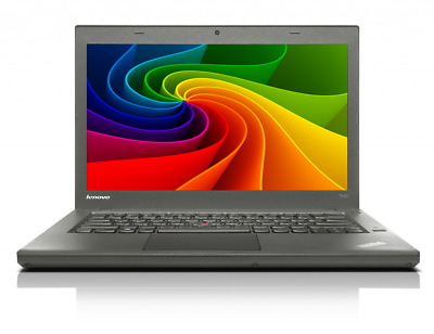 Lenovo ThinkPad T440 Intel i5 4300U 8GB 256GB SSD Webcam 1600x900 BT Windows 10