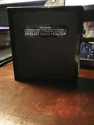 YUGIOH - KONAMI 1999 Duelist Card Holder and Deck Box *EXTREMELY RARE*